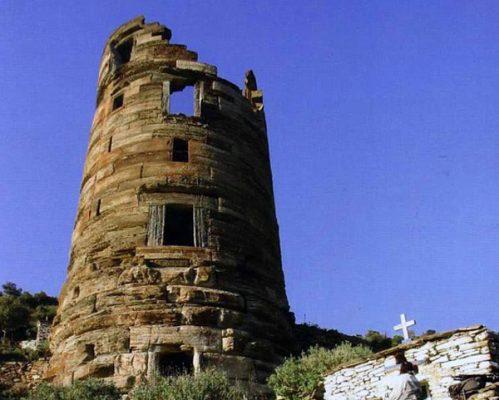 Ελπίδες για την διάσωση του Πύργου του Αγίου Πέτρου δίνει η υπουργός Πολιτισμού