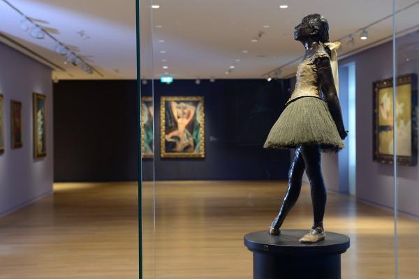 Edgar Degas B&E Goulandri