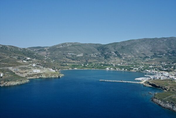 """Ερωτήματα για το λιμάνι Γαυρίου θέτουν οι κ.κ. Αντώνογλου και Τρανάκος για τους """"ΑΝΔΡΟΣ ΝΕΟΙ ΟΡΙΖΟΝΤΕΣ"""""""