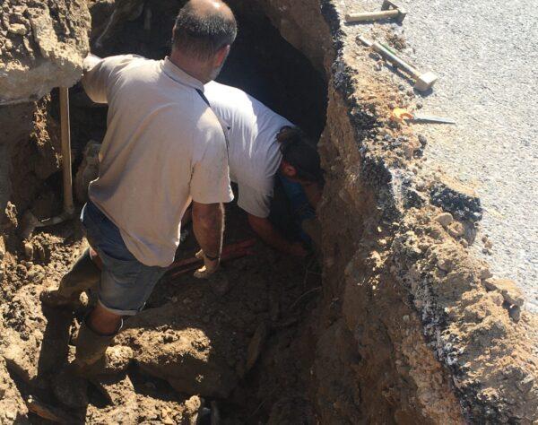 Δευτέρα 21.9.2020 η διακοπή υδροδότησης στην Χώρα
