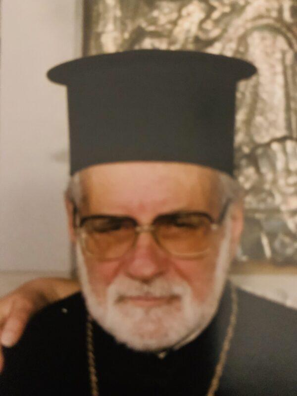 Εκοιμήθη ο πατήρ Ιωάννης Στάμος