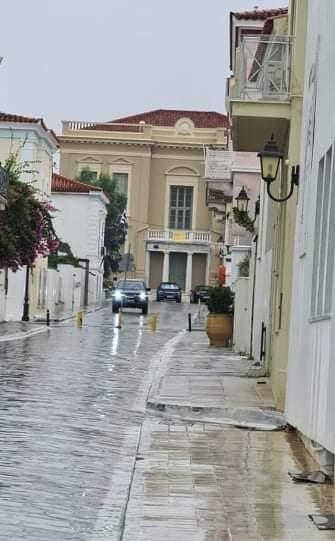 «Ιανός», βροχή και μία συνεδρίαση Δ.Σ. με τηλεδιάσκεψη