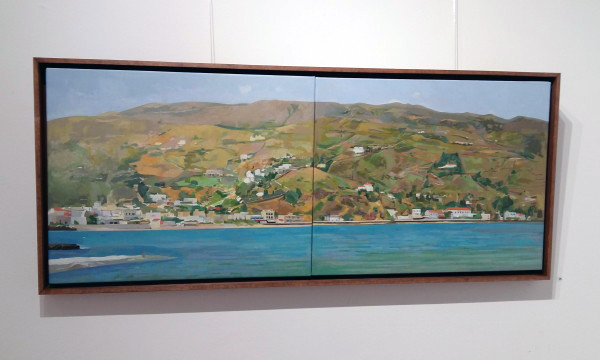 """Ιστορίες της """"Αδαμαντίας"""": """"The island within"""""""