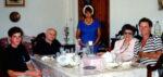 Giatros Petros Kairis family