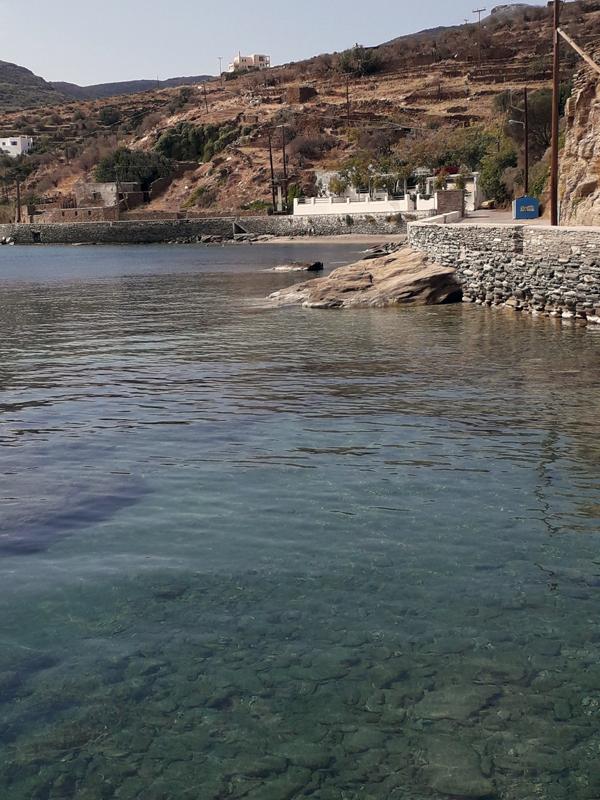 Επικίνδυνο το νερό ανθρώπινης κατανάλωσης στην Άνδρο