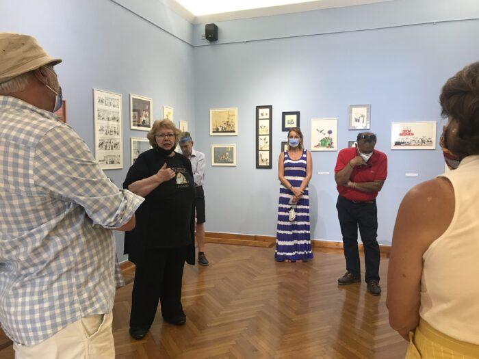 Αθηνά Σχινά: Η τέχνη δεν λύνει προβλήματα. O πολιτισμός δεν είναι δημόσιες σχέσεις