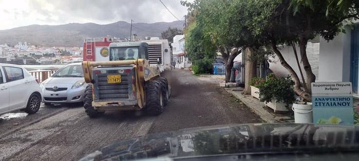 Δήμος Άνδρου: Διακοπή κυκλοφορίας 15 -16.10.2020 λόγω εργασιών