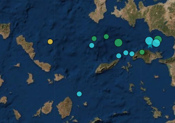 seismos Samos