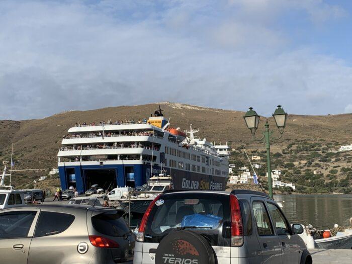 Νέα μέτρα στήριξης των ναυτικών και της ακτοπλοΐας προανήγγειλε το υπουργείο Ναυτιλίας