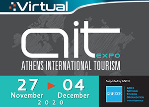Με τον αντιδήμαρχο Τουρισμού συμμετείχε ο Δήμος Άνδρου στην Athens International Tourism Expo 2020