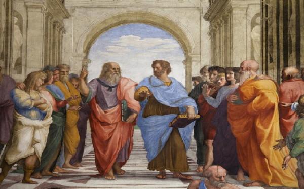 Λέσχη Ανδρίων: Διαδικτυακές Φιλοσοφικές Συζητήσεις με τον Μάριο Μπέγζο