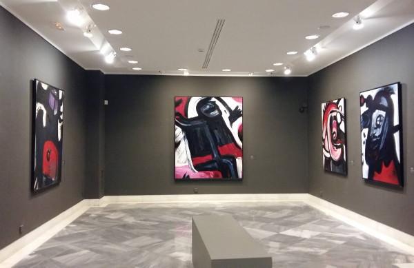 Έλληνες Καλλιτέχνες της Διασποράς στο Μουσείο Σύγχρονης Τέχνης, Άνδρος