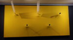 Takis, Κίτρινος μαγνητικός τοίχος, 1976