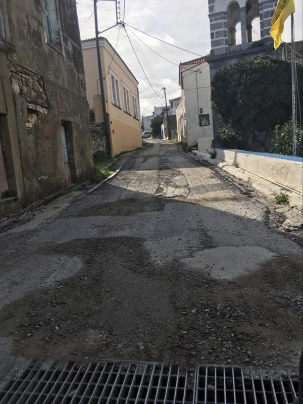 Μεσαριά: Τα χάλια του δρόμου και η εξώδικη διαμαρτυρία των κατοίκων