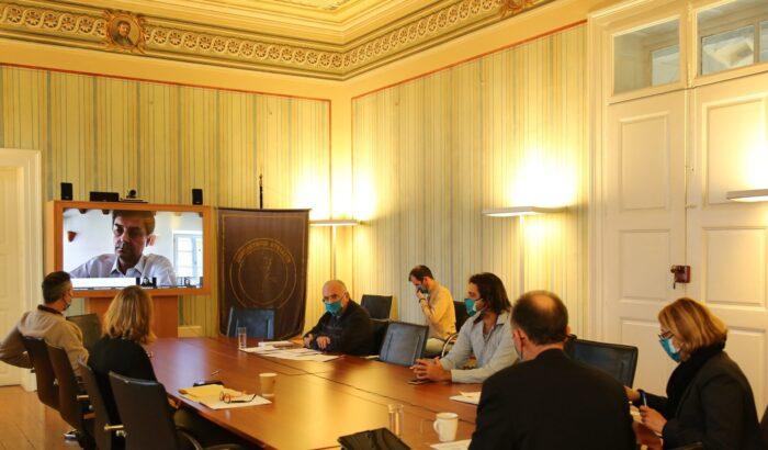 Επιμελητήριο Κυκλάδων σε ευρεία σύσκεψη με το Υπουργείο Τουρισμού