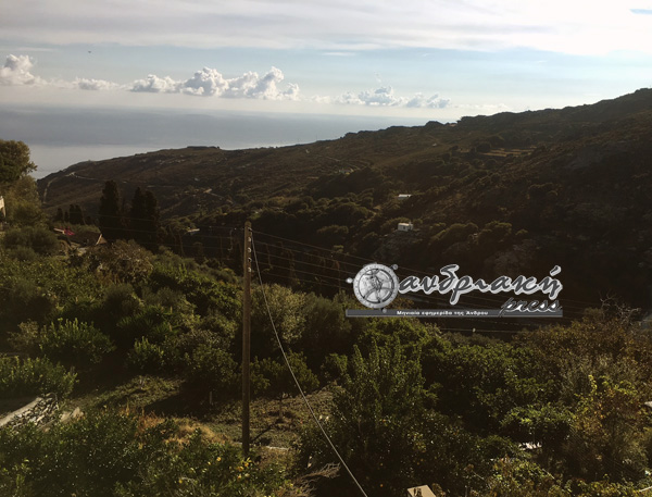 Άμεση ανάκληση της ανάρτησης των δασικών χαρτών ζητά ο Δήμος Άνδρου