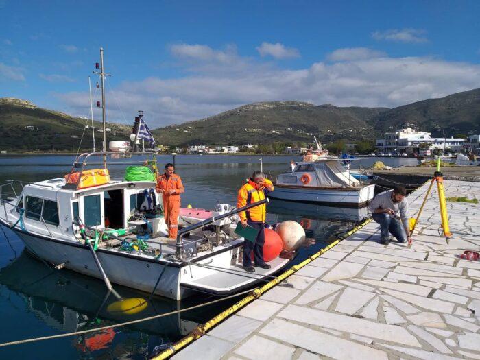 Χρηματοδότηση σε αλιείς μικρής κλίμακας