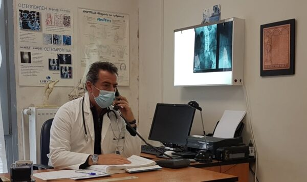 Έκκληση για επίσπευση του μαζικού εμβολιασμού κάνει ο Θεοδόσης Σουσούδης