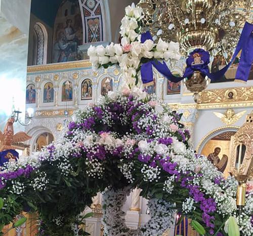 Μ. Παρασκευή σε εκκλησιές της Άνδρου