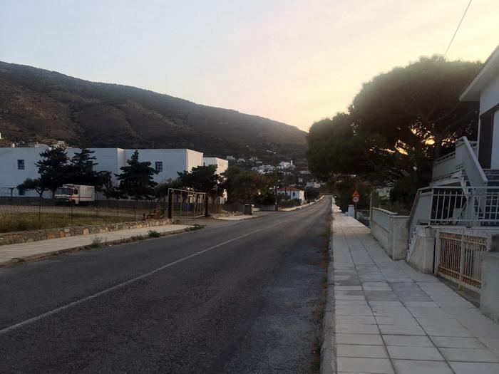 Δημοπρατούνται έργα οδοποιΐας 2.200 εκ. ευρώ για την Άνδρο