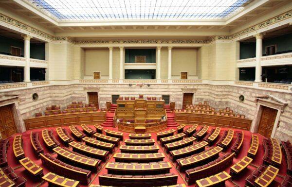 Αναφορές στην Βουλή για την Άνδρο από το Νίκο Συρμαλένιο