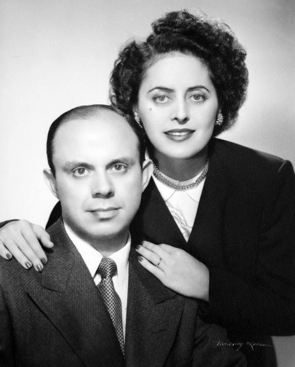 Δημήτριος και Λιλίκα Μωραΐτη «Από τον εφοπλισμό στην αγάπη του ευεργετισμού»