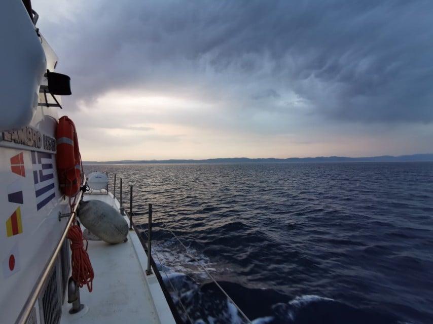 Και νέα διακομιδή ασθενούς με σκάφος του ΛΣ Άνδρου