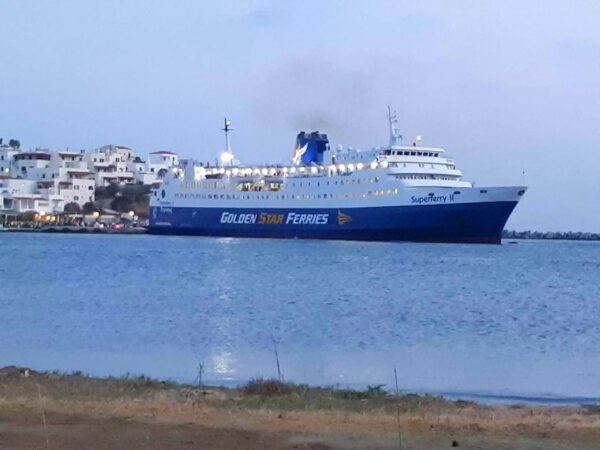 Απεργία στα πλοία την Πέμπτη 3.6.2021