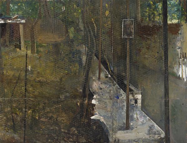 Μ. Κουτσομάλλη Moreau: Γιώργος Ρόρρης: Η ακεραιότητα στη ζωγραφική