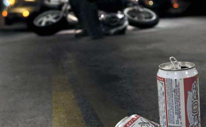 Μεθυσμένη οδήγηση