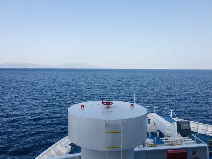 Ταξίδι με πλοίο και rapid test