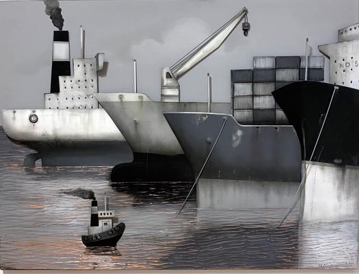 Τα καράβια του Δ. Ματαράγκα