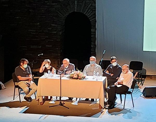 """Η... """"επαναστατημένη Άνδρος"""" στο Ανοιχτό Θέατρο"""