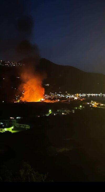 Γ. Λεονταρίτης: Εκκληση για επαγρύπνηση για την πρόληψη πυρκαγιών