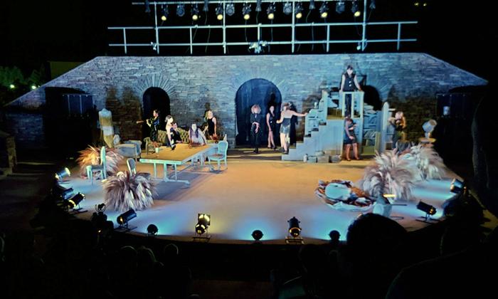 """""""Ορέστης"""" στο Ανοιχτό θέατρο Άνδρου"""