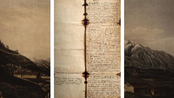 """Παρουσίαση της έκδοσης """"Hμερολογίου του Ολύμπου"""" του Θεόφιλου Καΐρη"""