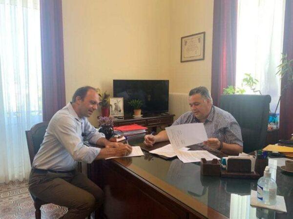 Δημήτρης Λοτσάρης: Προτεραιότητα ο αθλητισμός